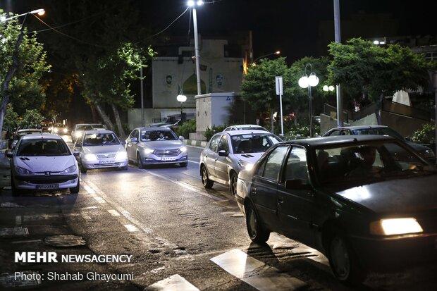 آماده باش شهرداری مناطق تهران به دنبال زلزله در تهران