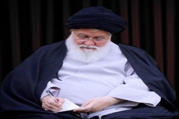 پیام تسلیت آیتالله علمالهدی در پی درگذشت مرحوم «محمد حسن جلیلی»
