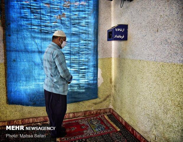 """Tatar Olya"" city performs 1st Friday prayers after coronavirus outbreak"
