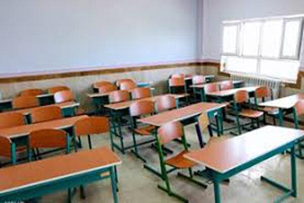 کمبود فضای آموزشی در خراسان جنوبی/۳۴۰ کلاس درس دو نوبته است