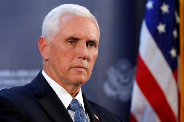 امریکی نائب صدر مائیک پنس کی پریس سیکریٹری کورونا وائرس کا شکار