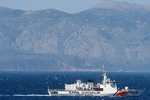 یونان بدون توجه به هشدار ترکیه مانور دریایی برگزار می کند