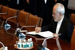 FM Zarif writes to UN chief Guterres on US deal breaking