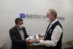 WHO offers 100k COVID-19 test kits to Iran