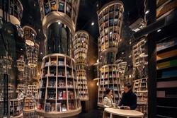 ۲۰ کتابفروشی خیرهکننده جهان