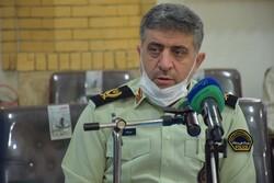 برخورد نیروی انتظامی با اخلالگران نظم و امنیت قاطعانه خواهد بود