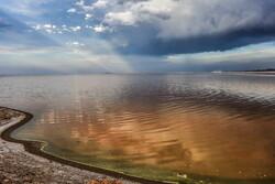 Howz-e Soltan Salt Lake in Qom