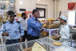 ۱۳ هزار بازرسی از نانواییهای استان سمنان رقم خورد