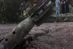 حملات راکتی تروریستها به حومه شمالی لاذقیه