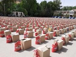 """Equality, Sincere Assistance Maneuver"" in Lorestan prov."