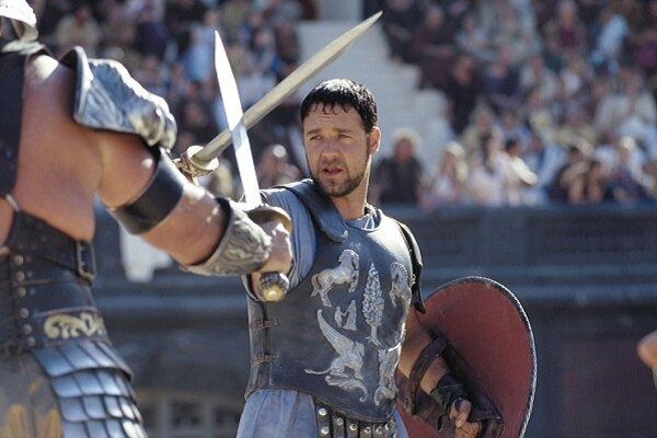 «گلادیاتور» ۲۰ ساله شد/ ناگفتههایی از بازخلق سینمایی رم باستان