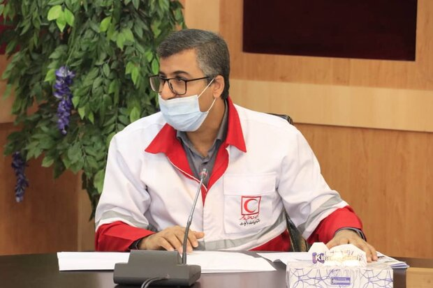 کاروان نذر آب هلال احمر استان بوشهر به هرمزگان اعزام میشود