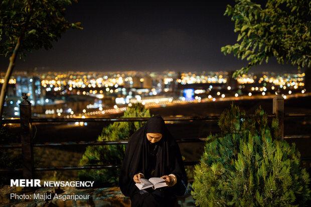 همآوایی تهرانیها در «ماه عبادت»/ ماه رمضان آمد و الطاف الهی