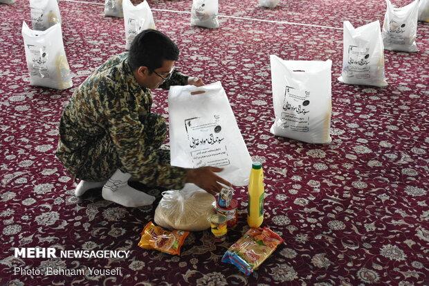 "2nd stage of ""Equality, Sincere Assistance Maneuver"" in Arak"