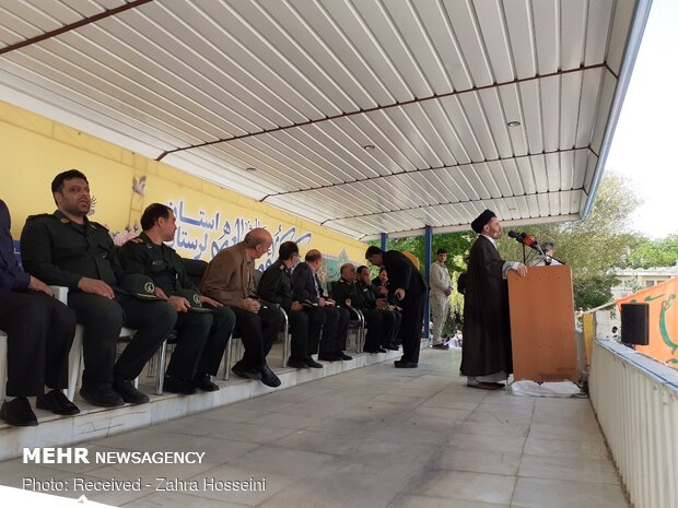 """Equality, Sincere Assistance Maneuver"" in Lorestan prov."