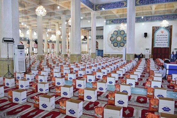 فعالیت تشکلهای قرآنی استان بوشهر در مرحله دوم رزمایش مواسات