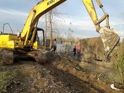 ۲۳۰ هکتار از اراضی منابع طبیعی جنوب پایتخت رفع تصرف شد