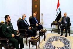 Irak'ın yeni Başbakanı İran'ın IŞİD ile mücadelesini takdir etti