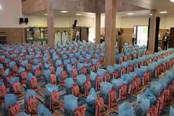 ۳۱۳ بسته کمک معیشتی در کرمان توزیع میشود