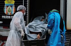 کورونا وائرس سے روس میں ہلاکتوں کی تعداد 8 ہزار سے زائد ہوگئی
