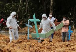 تلفات کرونا در آمریکای لاتین از ۳۸۸ هزار نفر عبور میکند