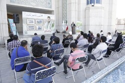 افتتاح پنجمین پروژه عام المنفعه «سقاخانه شهید امیر محمد اژدری»