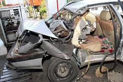 انفجار خودروی در جایگاه سوخت یک کشته برجای گذاشت