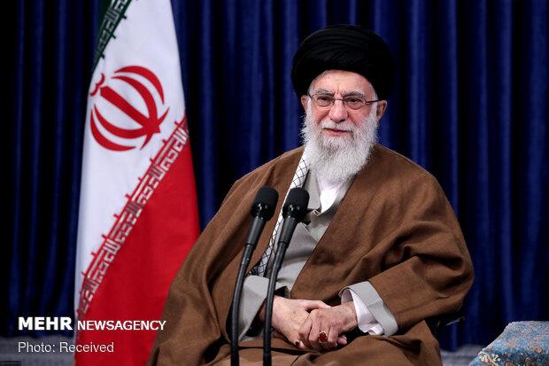Ayatollah Khamenei attending session of national task force against coronavirus