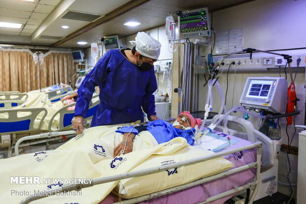 COVID-19 death toll mounts to 23,157 in Iran: official