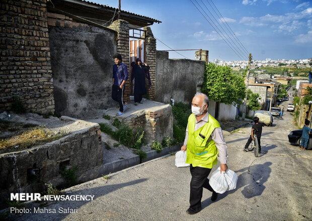 """""""Equality, Sincere Assistance Maneuver"""" in Golestan prov."""