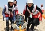 امدادرسانی به بیش از ۱۰۰۰ نفر توسط تیمهای عملیاتی هلال احمر لرستان