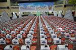 اهدای بیش از ۴۵هزار سبد معیشتی به نیازمندان هرمزگان در ماه رمضان