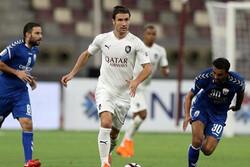 بازگشت «گابی» از السد قطر به اتلتیکو مادرید
