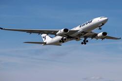 پرواز فوق العاده به پاریس برای بازگرداندن هموطنان