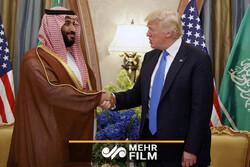 پشتپرده خروج نیروهای آمریکا از عربستان