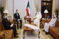 Iran, Kuwait review regional issues, coronaravirus outbreak