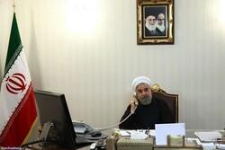 رئيس وزراء ماليزيا يبحث مع الرئيس روحاني العلاقات الثنائية المشتركة