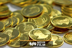 حباب قیمت سکه و طلا، بستگی به عرضه و تقاضا دارد