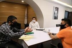جلسه بررسی طرح چرخه انتخابی تیم ملی کشتی بررسی شد