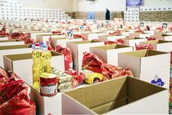 توزیع ۲۰۰۰ بسته پروتئینی در مناطق سیل زده استان اردبیل