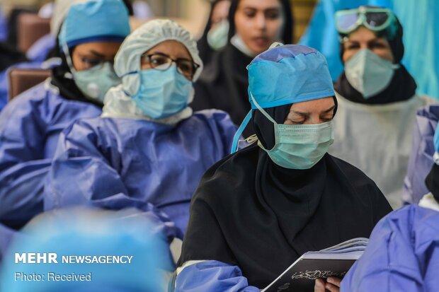 ۲۰۰ نفر از مدافعان سلامت در ایام کرونا شهید شدند