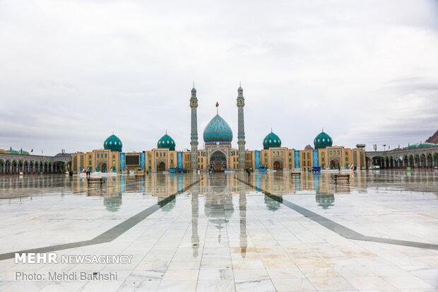 هزار و شصت و هشتمین سالروز بنای مسجد جمکران به امر امام زمان(عج)