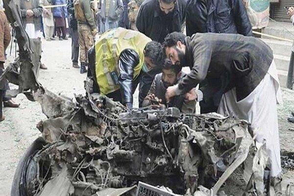 5 killed in blast in Pakistan's Peshawar