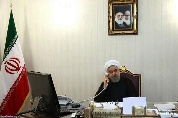 روحاني: ايران تولي اهتماما كبيرا بالاستقرار السياسي في العراق