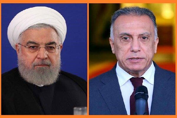 ایران کا عراقی حکومت اور عوام کیساتھ کھڑا رہنے کے عزم کا اظہار