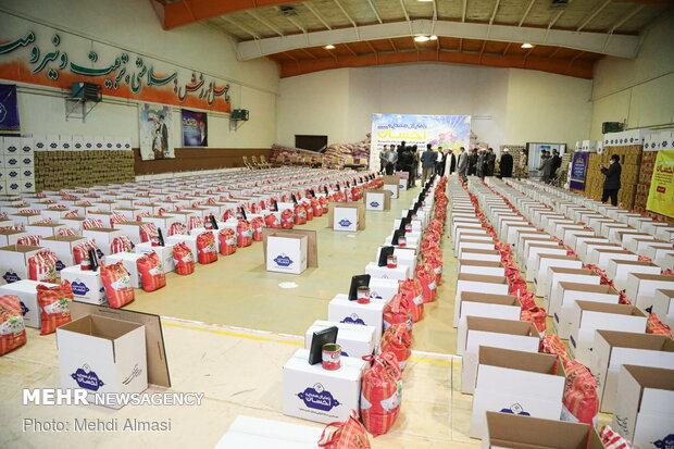 توزیع ۲۴ هزار بسته غذایی توسط ستاد اجرایی فرمان امام (ره)در زنجان