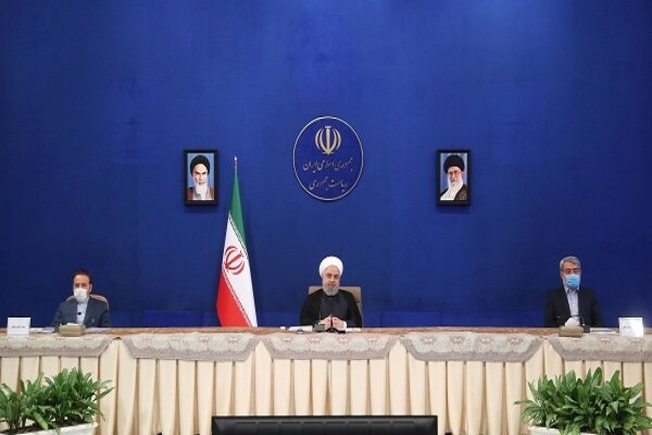 Great nation of Iran wins scene of battle against COVID-19: Rouhani