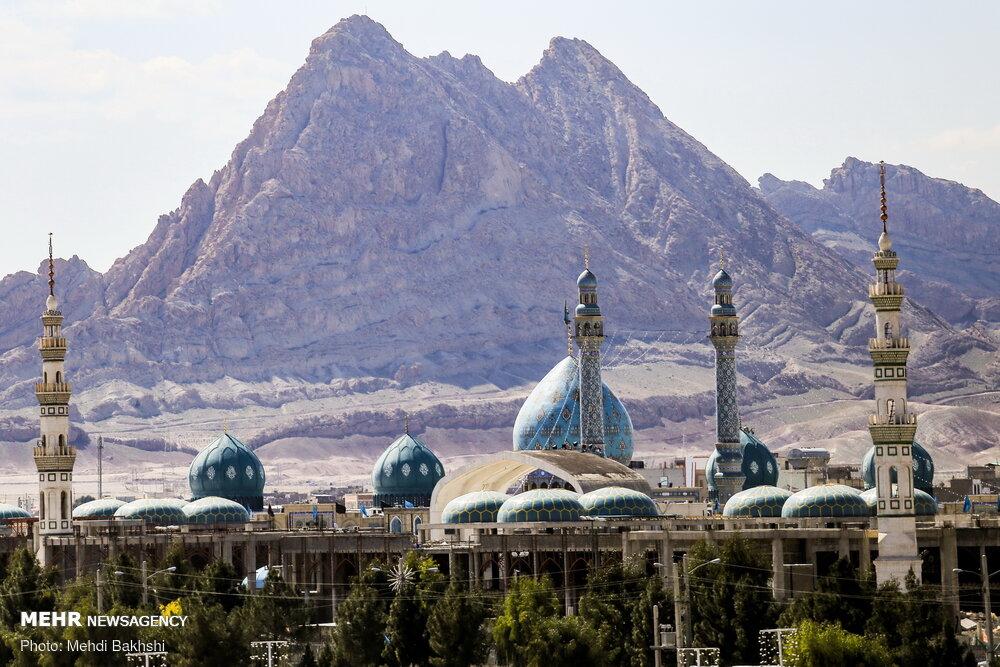 مسجد مقدس جمکران ۱۰۶۸ ساله شد