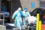 رکورد ابتلای روزانه به ویروس کرونا در آمریکا شکست