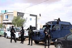 تونس طرح تروریستی در غرب این کشور را خنثی کرد